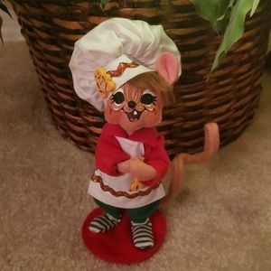 Annalee Gingerbread Mouse